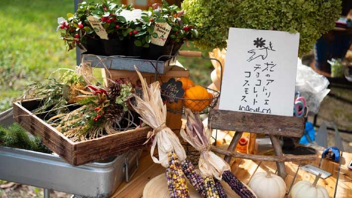 Shonai Organic Marche
